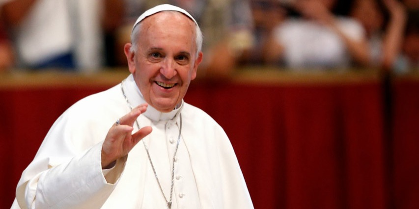 Pope Francis visit in Mauritius