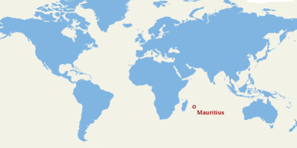 Mauritius Geography