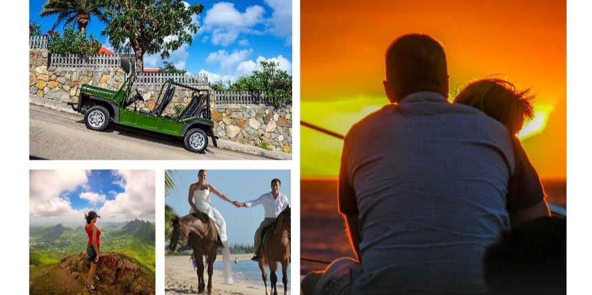 Land, Sea & Horseback Package