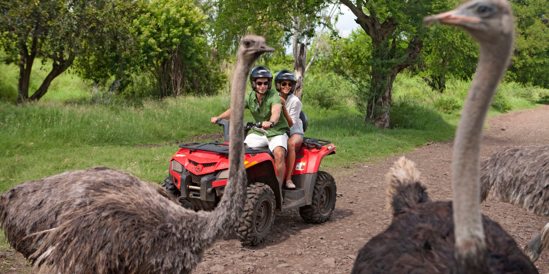 Special Quad Biking Offers at Casela MUR 322