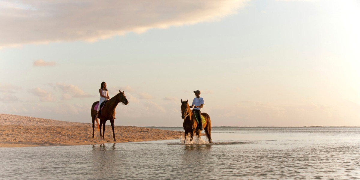 Horse Riding at Le Morne